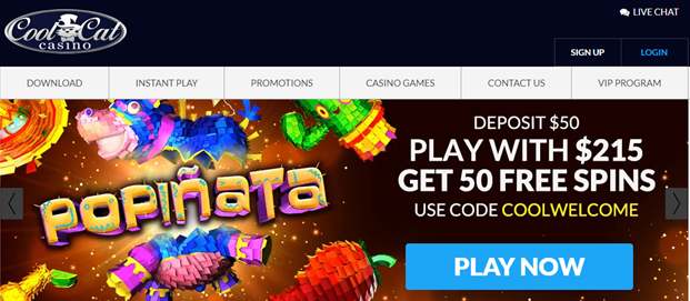 Www Coolcat Casino Com Exploring The World Of Online Casino With